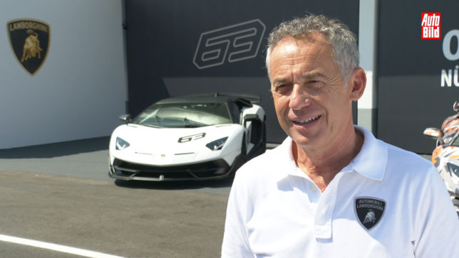 Maurizio Reggiani im Interview