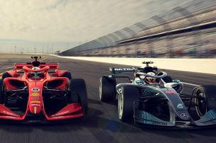 So soll die Formel 1 2021 aussehen