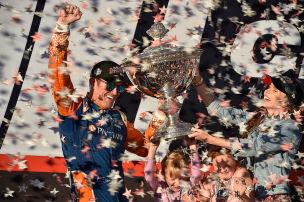 IndyCar: Dixon ist Meister