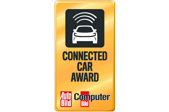 Connected Car Award Logo