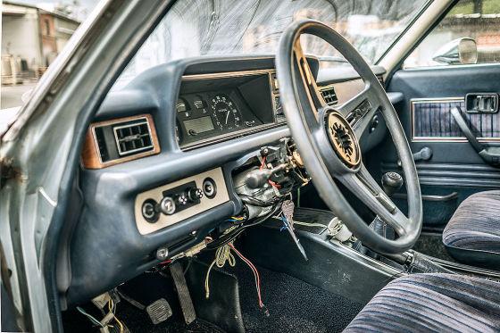 Mazda 929 Innenraum