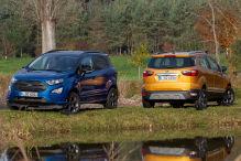 Ford EcoSport: Kaufberatung