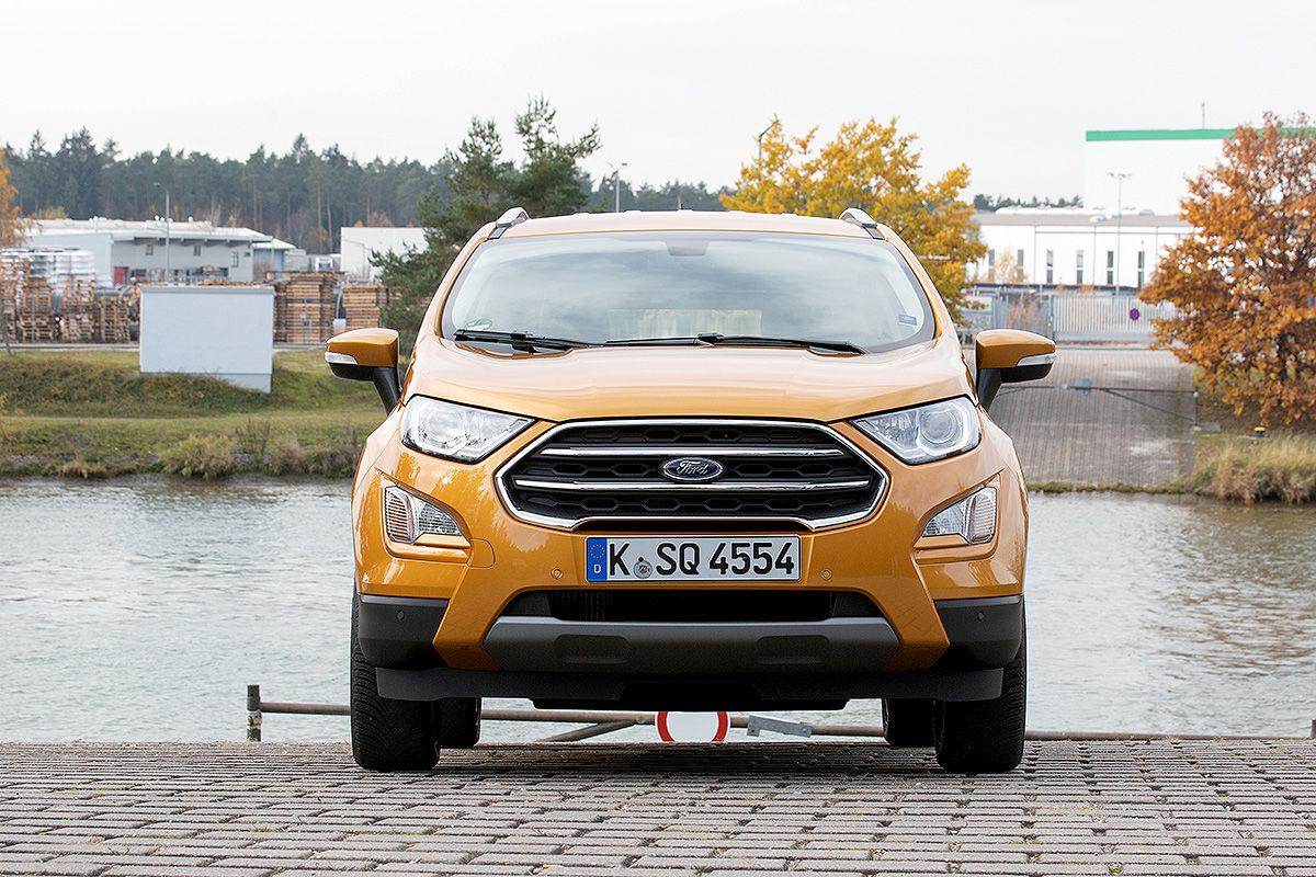 Kaufberatung Ford EcoSport