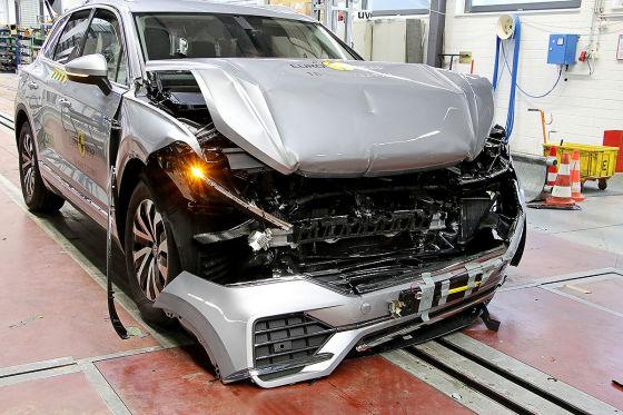 Euro NCAP Crashtest 2018