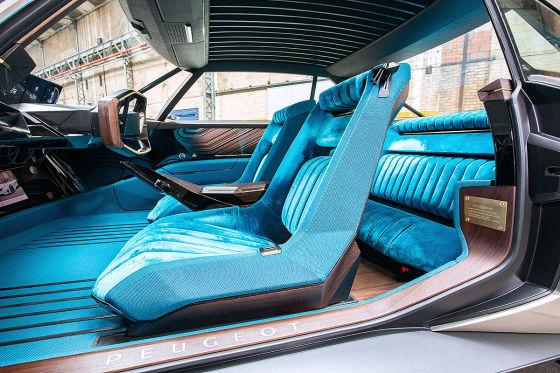Peugeot 504 der Zukunft