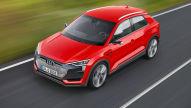 Audi Q2 unter Strom