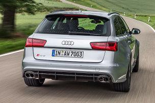 Audi RS 6 Avant Performance: Fahrbericht