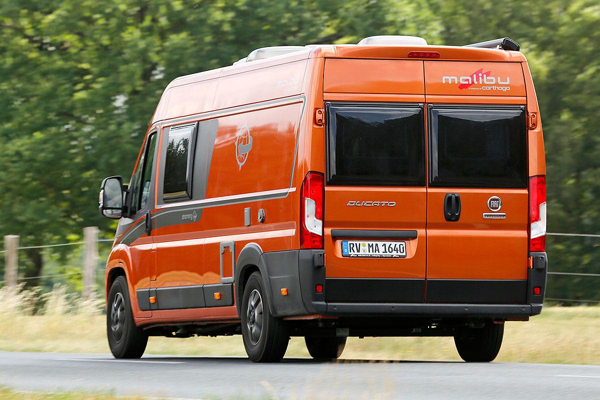 Wohnmobil-Test Malibu Van 640 LE