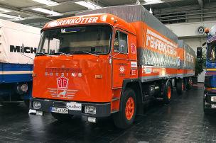 Die Lkw-Oldtimer der IAA