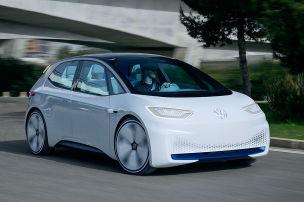 VW steht unter Strom