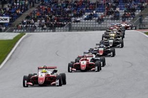 Formel 3: Schumi jr. auf Titelkurs