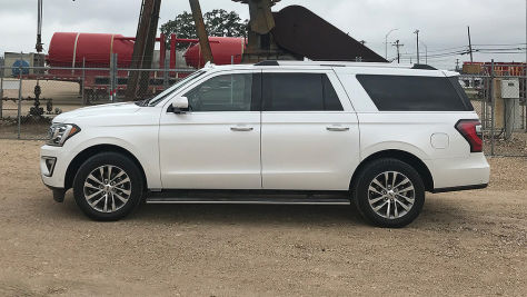 Ford Expedition (2018): Test