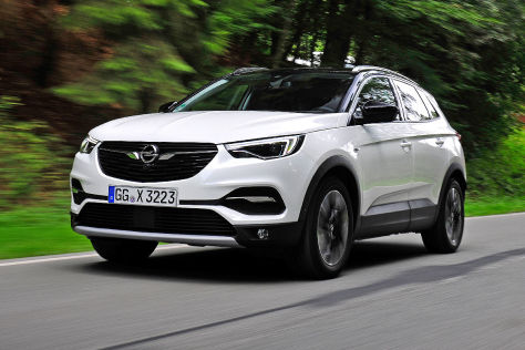 opel grandland x wie gut ist der neue basis diesel im suv. Black Bedroom Furniture Sets. Home Design Ideas