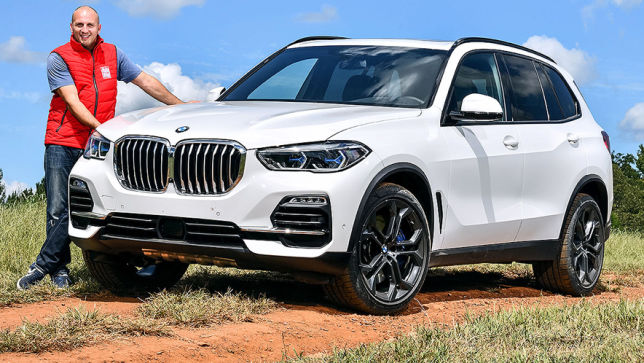 video: bmw x5 (2018) - autobild.de