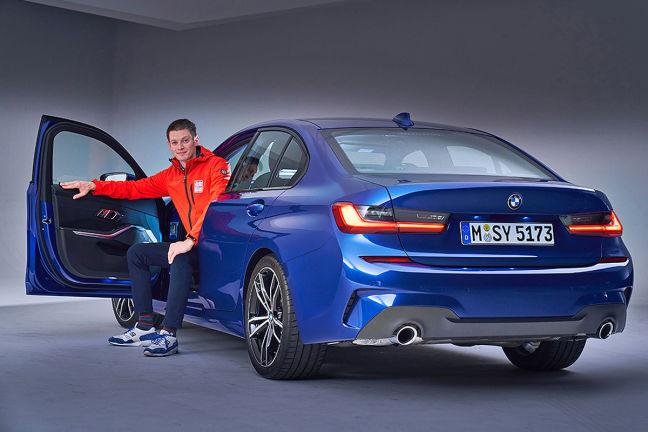 Video: BMW 3er G20 (2018) - autobild.de