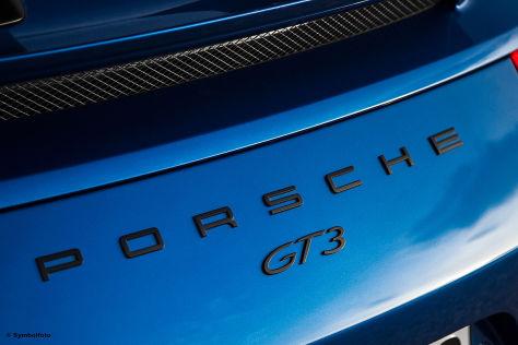 Porsche-Fahrer im Tempo-Rausch