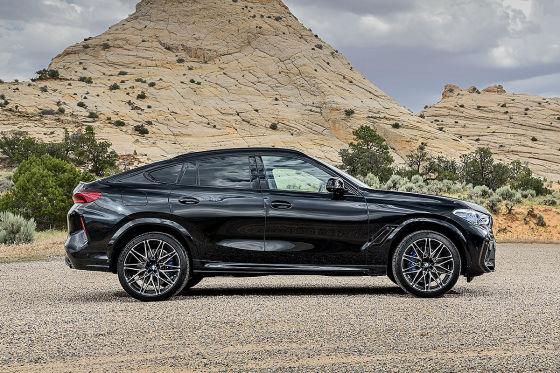 BMW X6 M kommt mit bis zu 625 PS