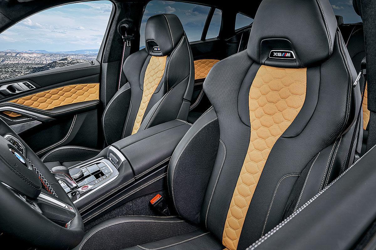 BMW X6 M (2020)