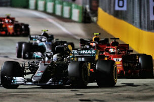 Ferrari macht Hamilton leichtes Spiel