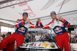 Ogier fährt wieder für Citroën