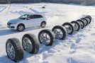 Audi Q5  - Winterreifentest