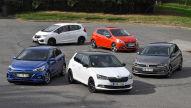 VW Polo und Co.: Kleinwagen im Test