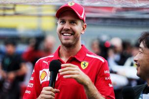 Vettel will Bananen statt DRS