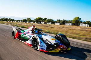 Formel E: Audis neuer E-Renner