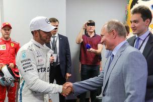 Kommt bald russisches Formel-1-Team?