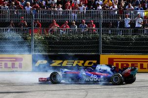 Der einzigartige Toro-Rosso-Rekord