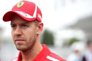 Vettel verkrampft bei Ferrari