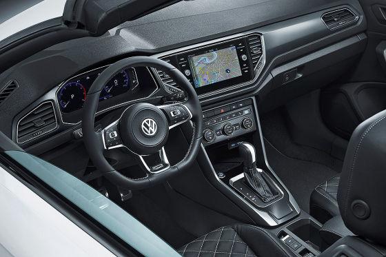 VW testet offenen T-Roc!