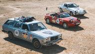 Mazda Garage: die Rallye