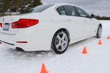 Winterreifen-Test: 245/45 R 18
