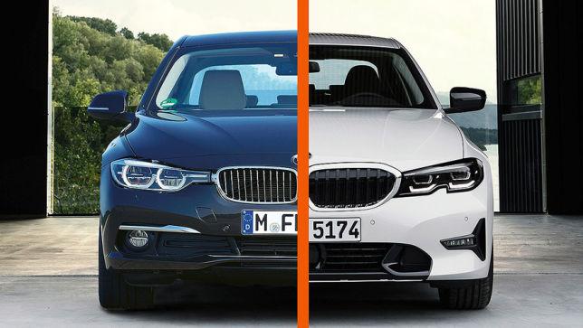 BMW 3er Alt gegen Neu