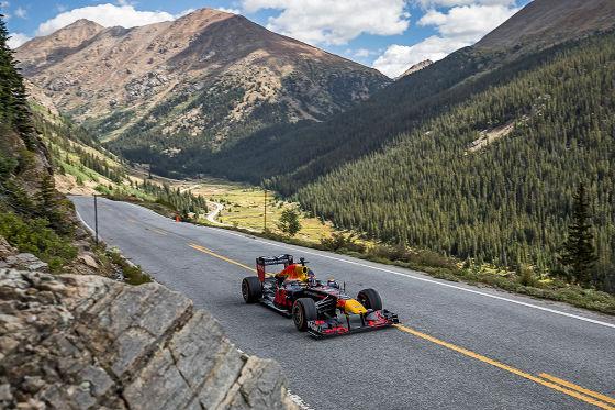 Verstappen rast mit F1-Auto durch die USA