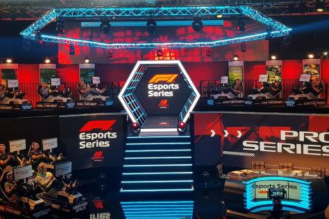 Formel 1-eSports-Meisterschaft