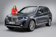Riesen Luxus-SUV