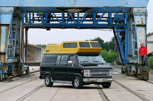 Bigger, better, Chevy Van?