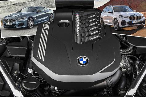 BMW-Reihensechszylinder (2018): Technik