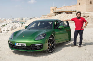 Porsche Panamera GTS/GTS Sport Turismo (2018)