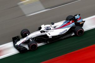 Der erste Williams-Fahrer ist fix