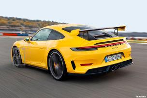 Porsche 911 GT3 weiter mit Sauger!
