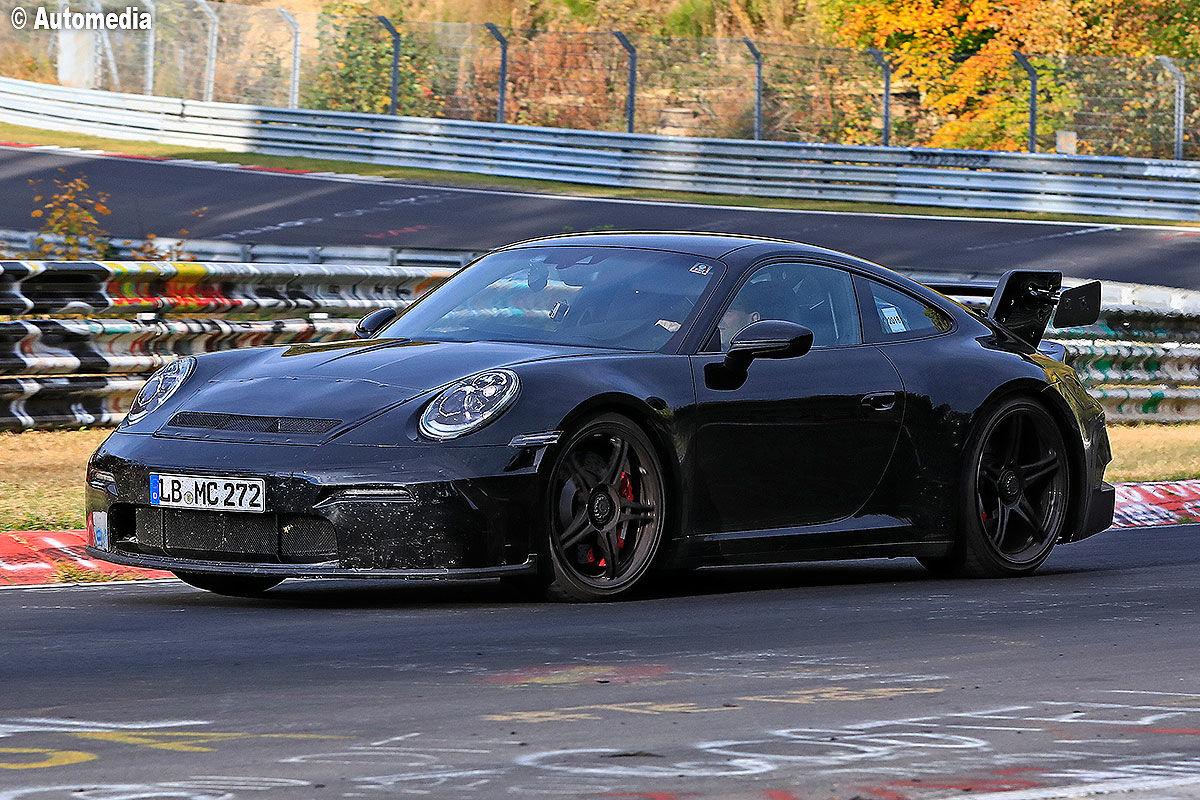 Porsche 911 (992) GT3 (2020)