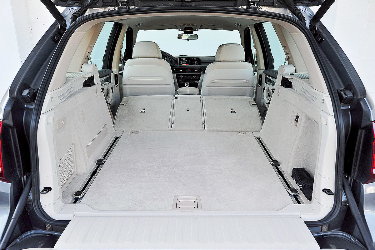 Gebrauchtwagen-Test BMW X5 III