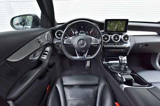 Mercedes C 220 T BlueTec