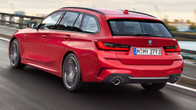 Video Bmw 3er Touring 2019 Autobild De