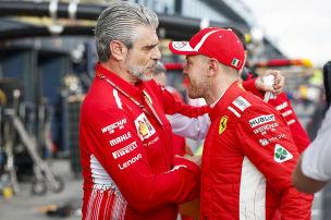"""""""Früher oder später Ferrari-Champion"""""""