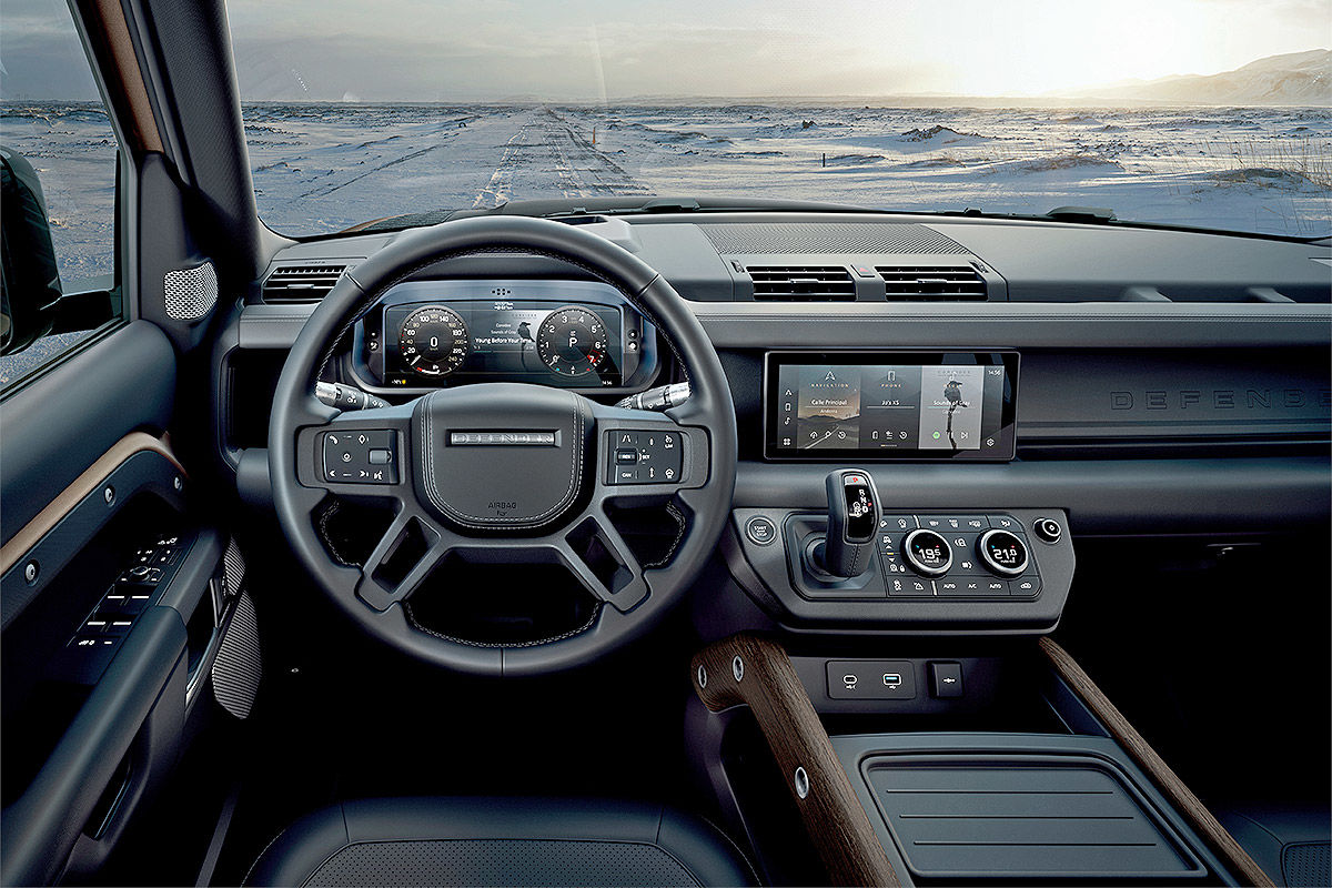 Land Rover Defender (2019) 22