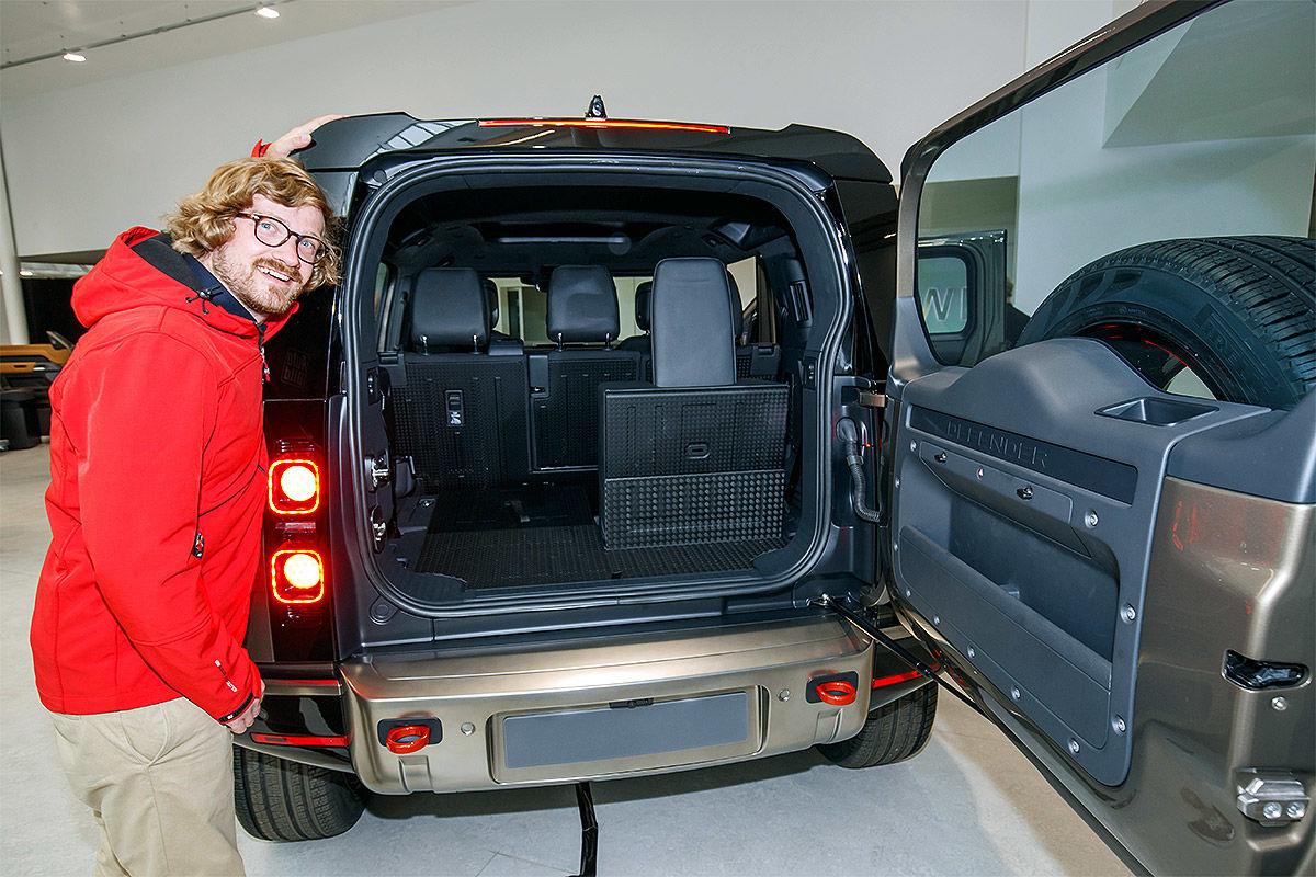 Land Rover Defender (2019) 28